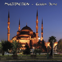 Multifaction - Golden Dome CD Image