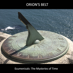 Mysteries of Time CD Cover