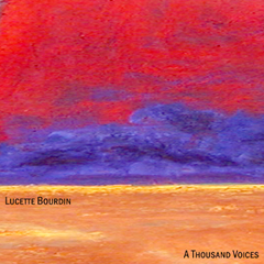 A Thousand Voices CD Cover